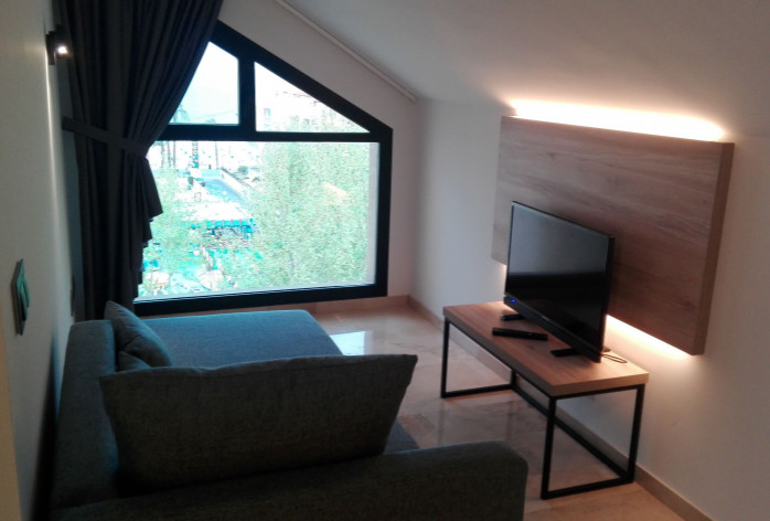 Top floor double room
