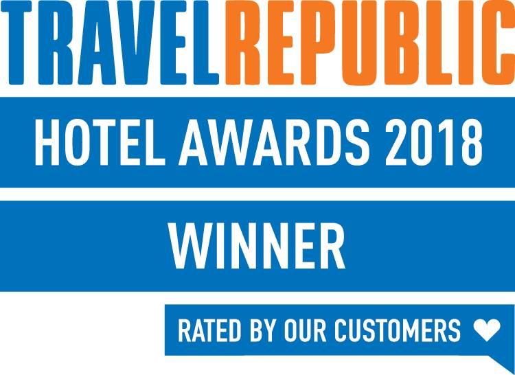 Travel Republic 2018 Award