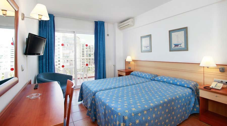 Medplaya Hotel Balmoral Benalmadena Costa Del Sol