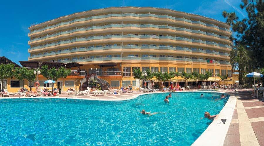 medplaya hotel calypso in salou tarragona costa dorada. Black Bedroom Furniture Sets. Home Design Ideas