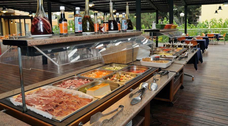 Hotel Calypso Salou Restaurant