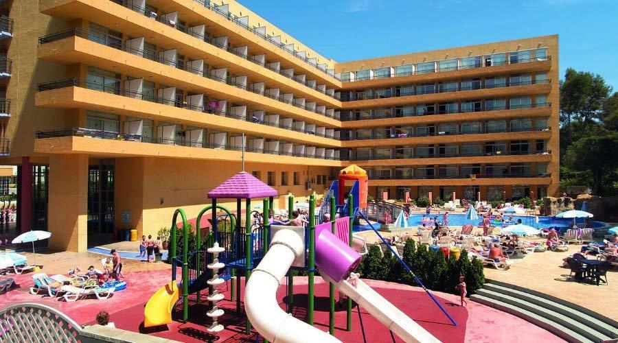 Medplaya Hotel Calypso in Salou Tarragona Costa Dorada