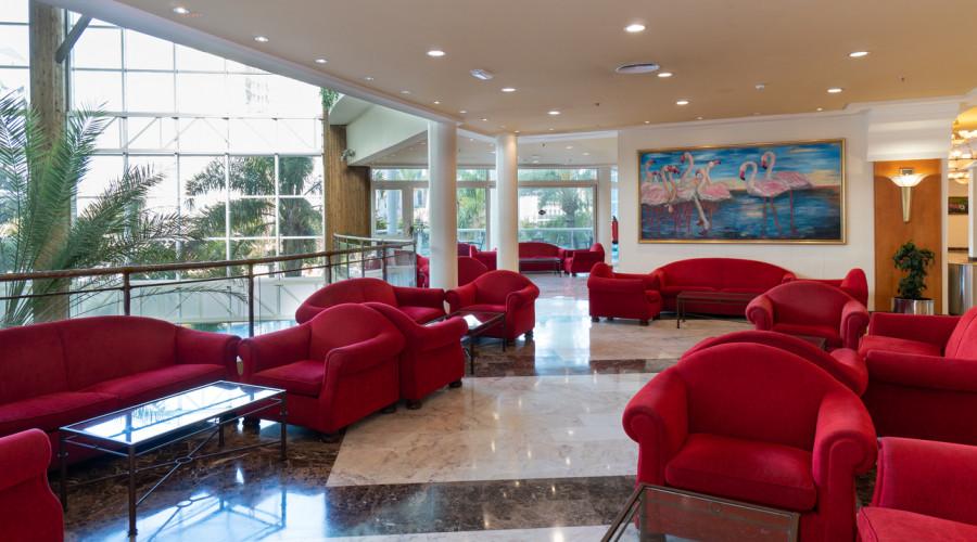 Medplaya Hotel Flamingo Oasis in Benidorm, Alicante - Costa