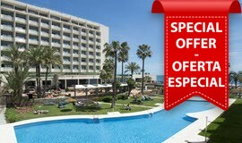 15% Offer Hotel in Torremolinos - Pez Espada