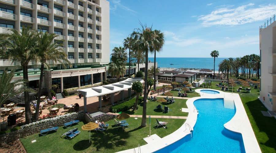 Medplaya hotel pez espada in torremolinos m laga costa for Hotel luxury costa del sol torremolinos