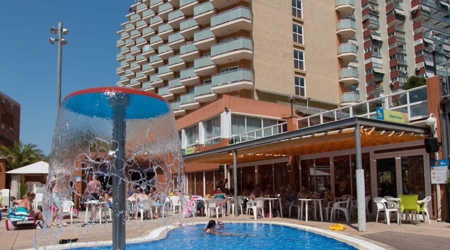 Pool Regente Hotel Benidorm Outside