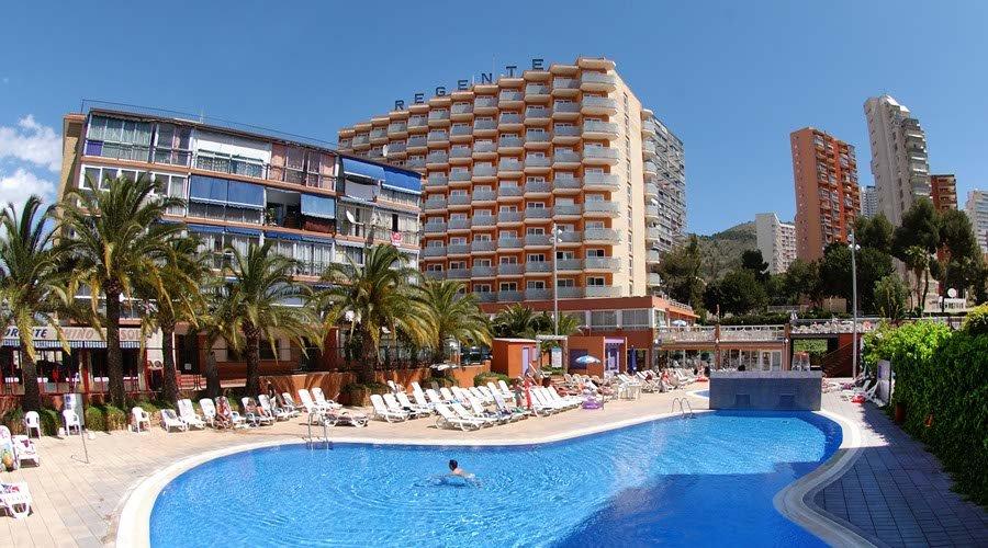 Pool Regente Hotel Benidorm