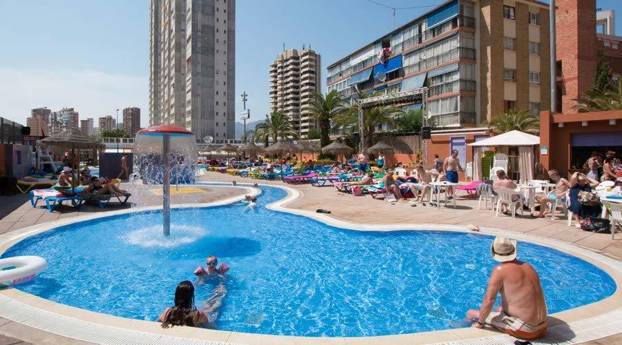 Medplaya Hotel Regente in Benidorm Alicante Costa Blanca