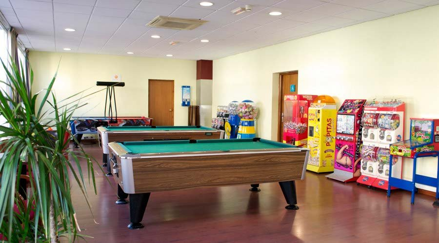 Benidorm Hotel With Games Rooms