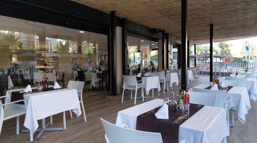 Medplaya Hotel Rio Park In Benidorm Alicante Costa Blanca