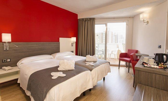 Riudor Hotel Benidorm Club Rooms