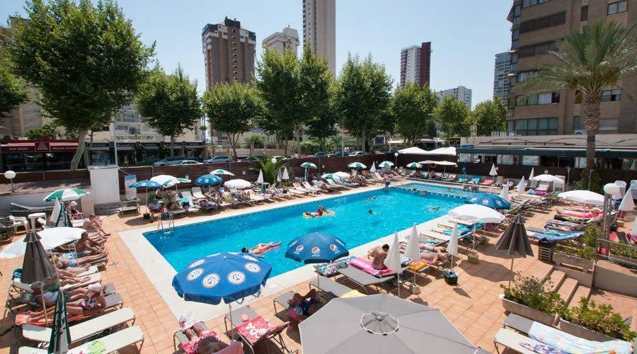 Medplaya hotel riudor in benidorm alicante costa blanca - Hotels in alicante with swimming pool ...