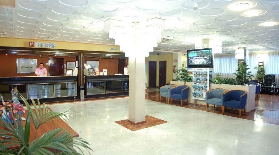 Medplaya Hotel Riudor In Benidorm Alicante Costa Blanca