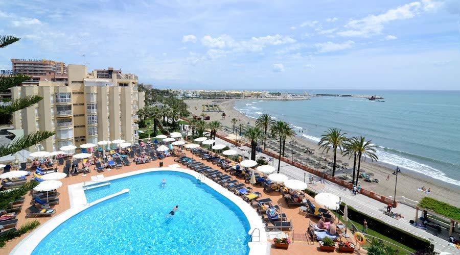 Medplaya hotel riviera in benalmadena costa m laga - Fotos de benalmadena costa ...