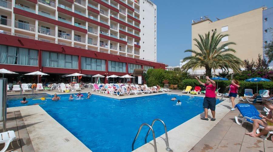 Medplaya Hotel Santa Monica In Calella Barcelona Costa Barcelona
