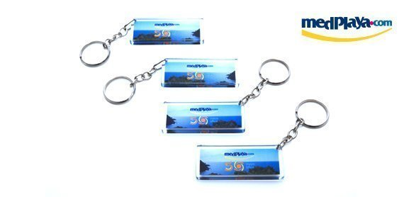 medplaya - amigo card - key ring