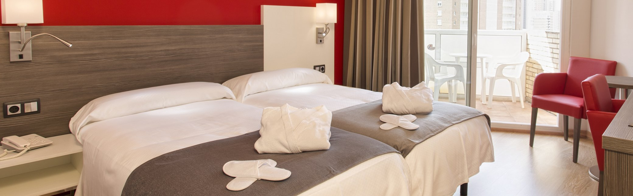 HOTEL RIUDOR  -  ENJOY MORE COMFORT